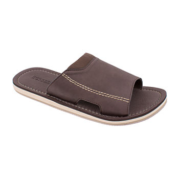 Dockers® Elastic Slide Sandals