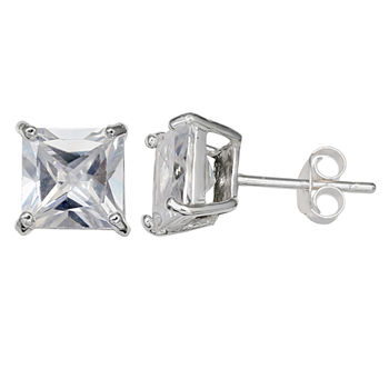 80ac6e1bb Earrings Silver Jewelry for Jewelry & Watches - JCPenney