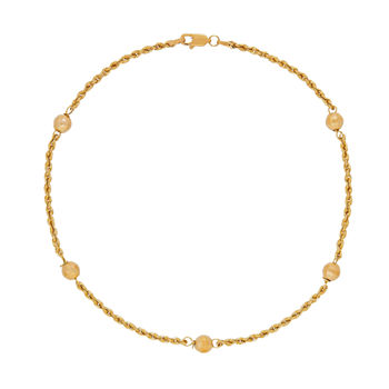 blue crystal ankle september gold inch womens april sapphire green size beaded august beach shop jewelry sterling palm bracelet birthstone silver anklet inches goldplated white over simulated