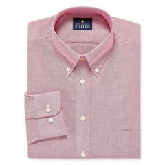 Stafford Long Sleeve Oxford Dress Shirt