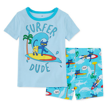 d7d31700ceca Pete The Cat Pajamas for Kids - JCPenney