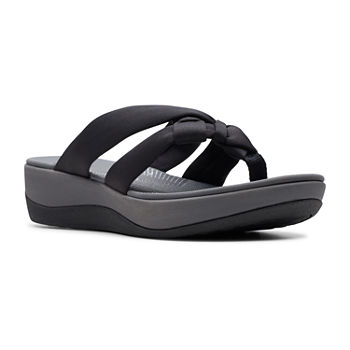 2ef91149a8dff4 Clarks Womens Loomis Cassey Strap Sandals. Add To Cart. Black.  42 sale