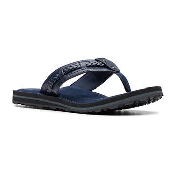 3904d84318723 Clarks Blue Women s Sandals   Flip Flops for Shoes - JCPenney