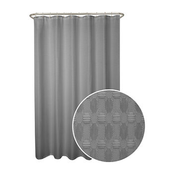 Gray Shower Curtains For Bed Bath Jcpenney
