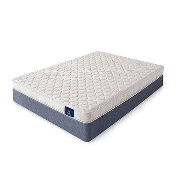 Serta® Sleeptrue® Abingdon Firm - Mattress + Box Spring