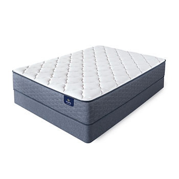Serta® Sleeptrue® Culberson Firm - Mattress + Box Spring