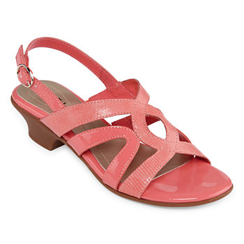40585dba0c47 Orange Women s Sandals   Flip Flops for Shoes - JCPenney