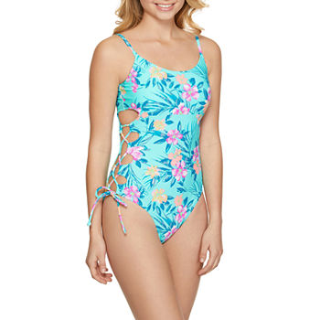 53593bb165f One Piece Swimsuits Swimsuits & Cover-ups for Juniors - JCPenney