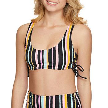 11e68d17b Arizona Floral Tankini Swimsuit Top-Juniors. Add To Cart. Few Left