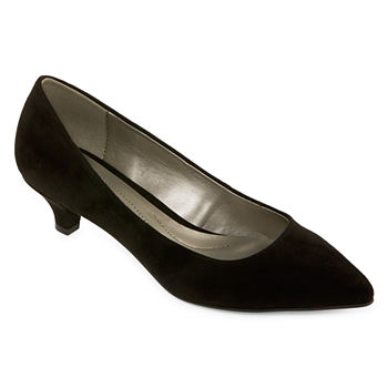 2ee0e887bb53 Low Black Women s Pumps   Heels for Shoes - JCPenney