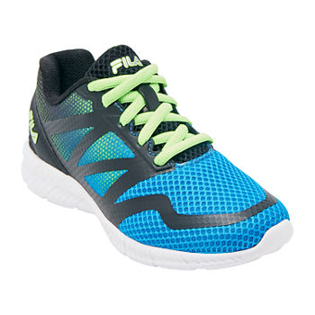 Fila Ravenue Little Kids Boys Running Shoes