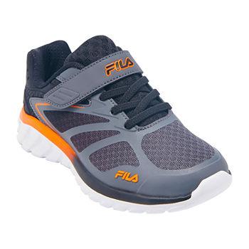 Fila Speedstride Strap Boys Running Shoes