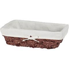 Creative Bath™ Chunky Weave Vanity Basket