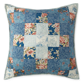 Throw Pillows Blue Pillows Throws For The Home JCPenney Magnificent Jcpenney Decorative Throw Pillows