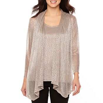 Twin Sets Tops For Women Jcpenney