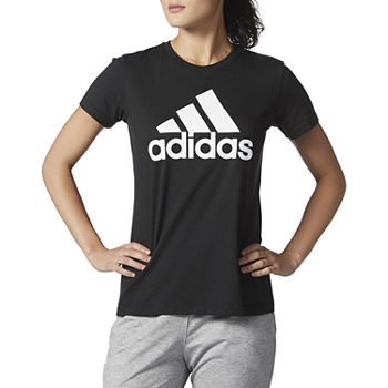 Adidas Shirts + Tops Activewear for Juniors - JCPenney bc5d3a4c4c