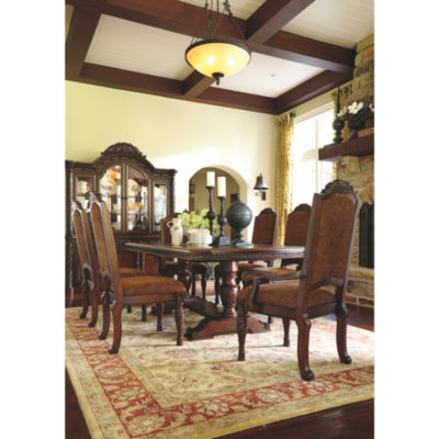 bedroomexciting small dining tables mariposa valley farm. Signature Design By Ashley® North Shore 7 Piece Rectangular Dining Bedroomexciting Small Tables Mariposa Valley Farm E