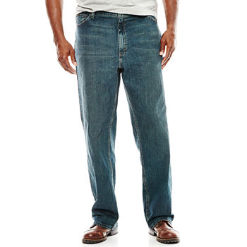 6ad42bc1 Straight Leg Jeans for Men - JCPenney