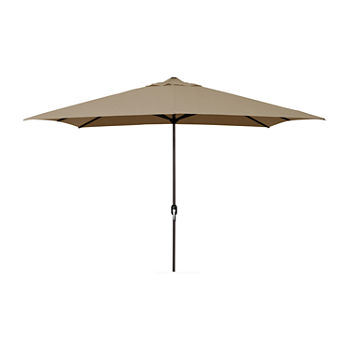 c87aa9e0b Patio Umbrellas Beige Umbrellas & Covers For The Home - JCPenney