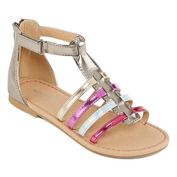 02425baf5f43 Arizona Gladiator Sandals Girls Shoes for Shoes - JCPenney