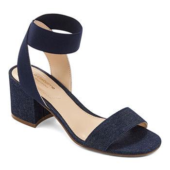 e19db9e2cfa Liz Claiborne Blue All Women s Shoes for Shoes - JCPenney