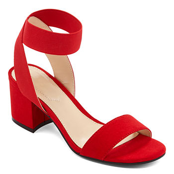 1c7738bf36200 Liz Claiborne Red All Women s Shoes for Shoes - JCPenney