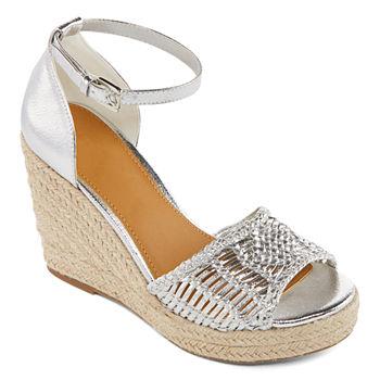 5d3880243e79 SALE Silver Juniors  Pumps   Heels for Shoes - JCPenney