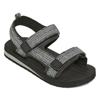 88cf7fdc805e Arizona Little Big Kid Boys Az Cash Jr. Adjustable Strap Flat Sandals ·  (1). Add To Cart. Only at JCP