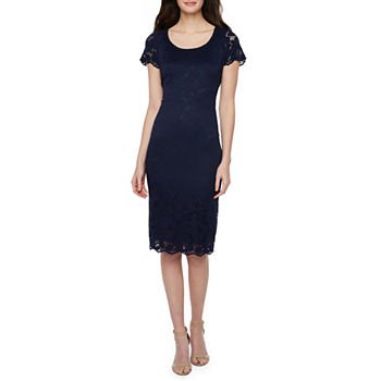 aaf93a728d Lace Blue Dresses for Women - JCPenney