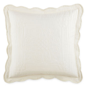 Brand new Euro Shams Beige Pillows & Throws For The Home - JCPenney FL29