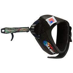 TRU Ball Super Assassin Black Buckle