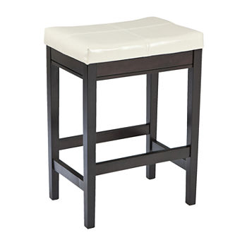 Signature Design by Ashley® Kimonte Set of 2 Counter Height Upholstered Bar Stools