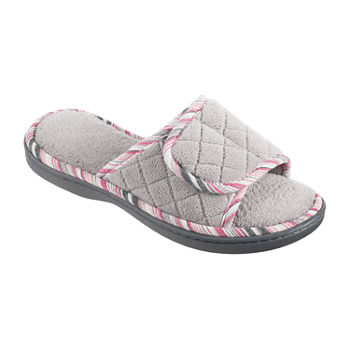 Isotoner Womens Slip-On Slippers