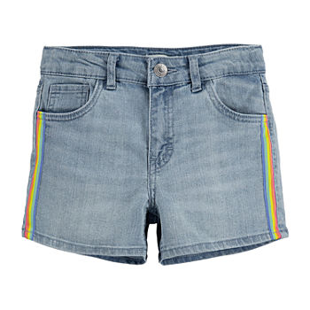Levi's Big Girls Shortie Short