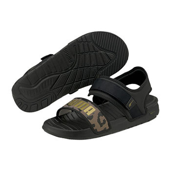 Puma Womens Softride Slide Sandals