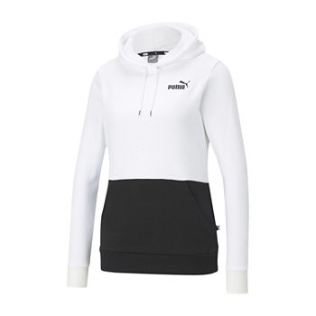 Puma Womens Hooded Neck Long Sleeve Hoodie