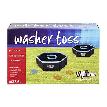 Washer Toss Game 8-pc. Washer Set