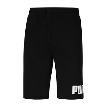 Puma Big Logo Mens Workout Shorts