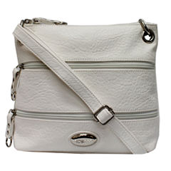 Rosetti Triple Play Demi Mini Crossbody Bag