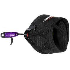 TRU Ball Velcro Shooter Release Purple-Large