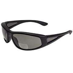 BluWater Babe 2 Blk Frame with Gray Polarized Bifocal 1.5 Lens