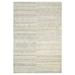 Couristan Sikar Hand Knotted Rectangular Rug