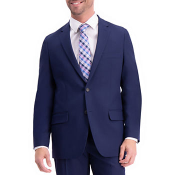 Haggar Active Series Herringbone Classic Fit Suit Separates