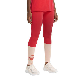 Puma Essentials+ Womens Mid Rise 7/8 Ankle Leggings