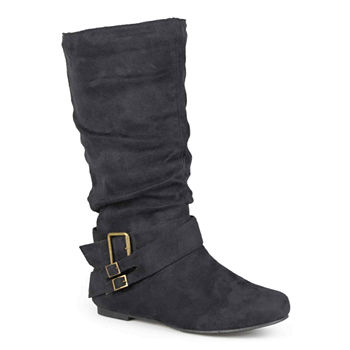 07c4e6e597c50 Journee Collection Wide Calf Women s Boots for Shoes - JCPenney