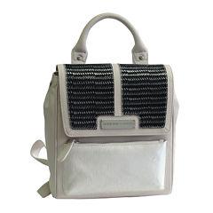Adrienne Landau Ibiza Midtown Backpack Satchel