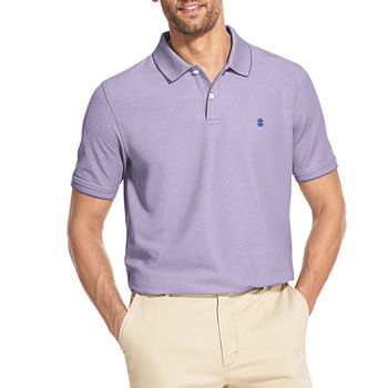 3dccd4cf Polo Shirts Purple for Men - JCPenney