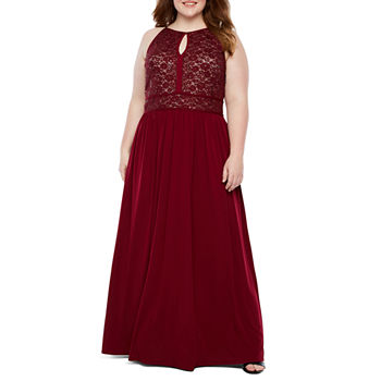 4f1346378c Plus Size Evening Gowns Dresses for Women - JCPenney