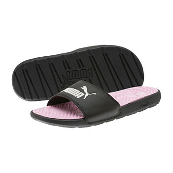 Puma Womens Cool Cat Slide Sandals