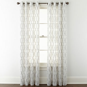 floral burnout panel drop decorating ikea curtains for and room sheer grommet inch couture inspiring curtain living gray